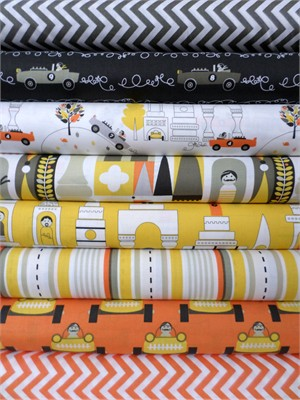 Tamara Kate, Les Monsieurs Aviator in FAT QUARTERS 8 Total
