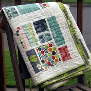 Tatami Mat Quilt Kit (PRE-CUT)