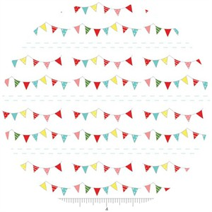 Tasha Noel, Simple Life, Bunting Multi