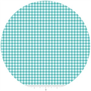 Tasha Noel, Simple Life, Gingham Aqua