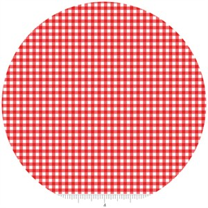 Tasha Noel, Simple Life, Gingham Red