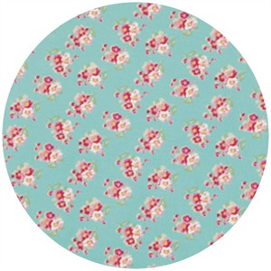 Tanya Whelan, Rosey, Cherry Blossom Teal