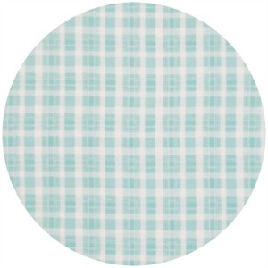 Tanya Whelan, Rosey, Plaid Teal