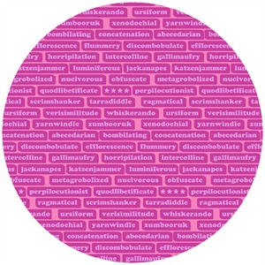 Thomas Knauer, Thesaurus, Dictionary Pink