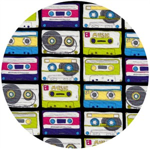 Timeless Treasures, 80's, Mix Tape Multi