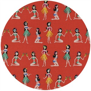 Timeless Treasures, Hula Girls