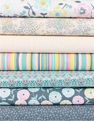 Timeless Treasures, Imogen in FAT QUARTERS 7 Total