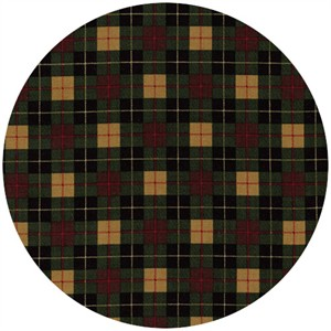 Timeless Treasures, Mini Plaid Pine