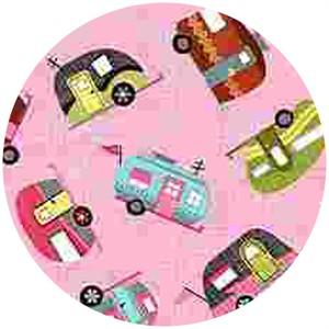 Timeless Treasures, Motorhomes Pink