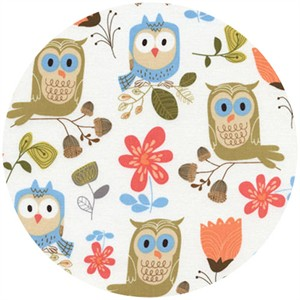 Timeless Treasures, Owls Sweet