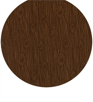 Timeless Treasures, Woodgrain Brown