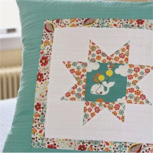 Tutorial | Frolic Floor Pillow | by Plum and June