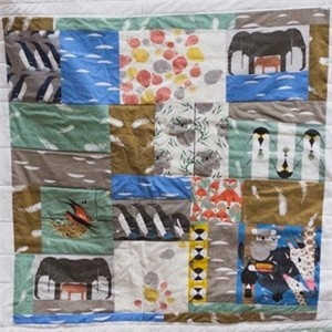 Tutorial | Nurture Quilt | By Plum and June