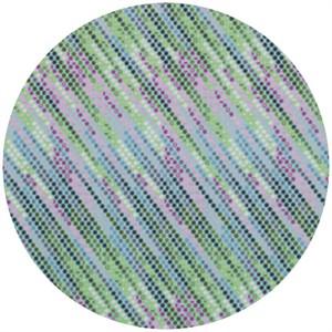 Tula Pink, Acacia, Pixel Dot Teal