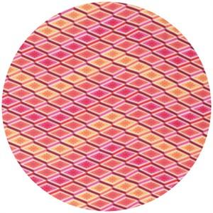 Tula Pink, Eden, Labyrinth Peach