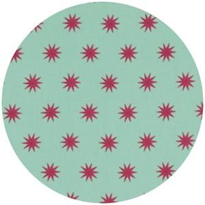 Tula Pink, Fox Field, Vintage Stars Sunrise