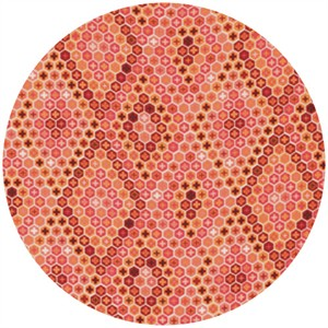 Tula Pink, Saltwater, Tortoise Shell Coral