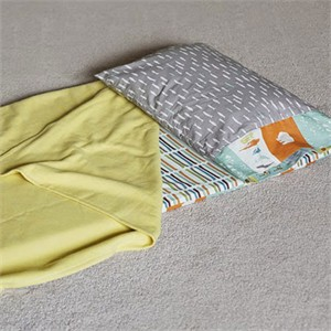 Tutorial | Sleepy Head Nap Mat | By Christina McKinney