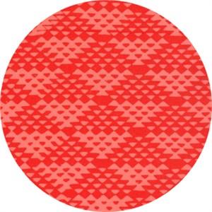 Hoffman Fabrics, Indah BATIKS, Up and Down Melon
