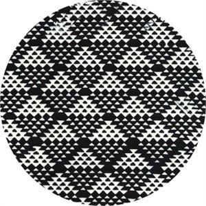 Hoffman Fabrics, Indah BATIKS, Up and Down Zebra