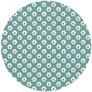 Urban Chiks, Boho, Pin Dot Posie  Blue