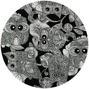 Valentina Ramos, Owl's Nest, Bright Eyes Black