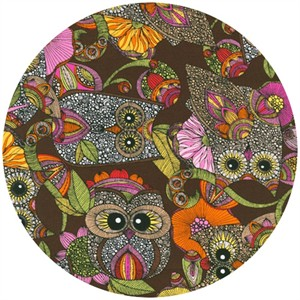 Valentina Ramos, Owl's Nest, Bright Eyes Brown
