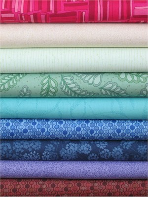 Valori Wells, Blueprint Basics V.2 in FAT QUARTERS 8 Total