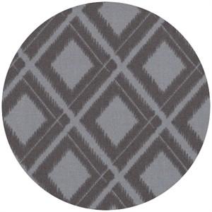 V & Co, Simply Color, Ikat Diamonds Graphite Grey
