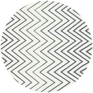 V & Co., Simply Style, Zig Zag Ombre Graphite Grey