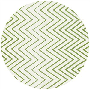 V & Co., Simply Style, Zig Zag Ombre Lime Green