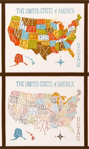 "Robert Kaufman, Explore America, Vintage (23"" Panel)"