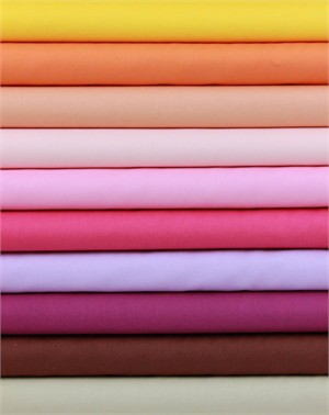 Free Spirit, Voile Solids, Bloom 10 Total