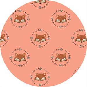 Camelot Fabrics, Wilderness, Fox Peach