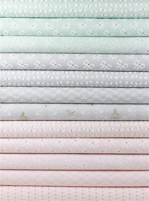 Michael Miller, Wee Sparkle in FAT QUARTERS 12 Total