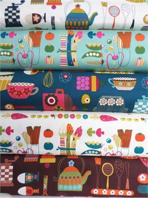 Westex, Kitchen in FAT QUARTERS 5 Total