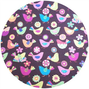 Westex, Print, Printed Birds Brown
