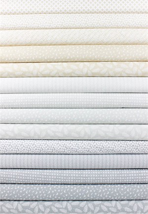 Moda, Whispers in FAT QUARTERS 12 Total
