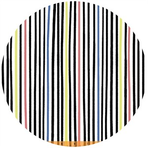 Windham Fabrics, 8 Days a Week, Stripe Multi-Colored