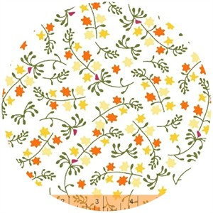 Windham Fabrics, Enchanted, Scatter Yellow