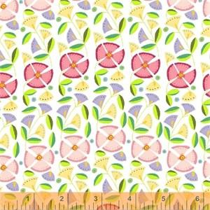 Windham Fabrics, Enchanted, Hanging Lantern Pink