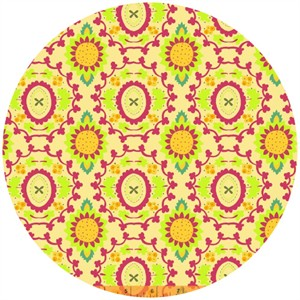 Windham Fabrics, Enchanted, Herb Garden Yellow
