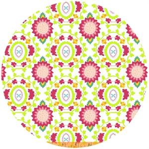 Windham Fabrics, Enchanted, Herb Garden Pink