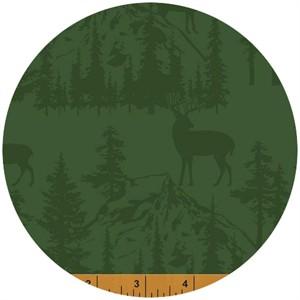 Windham Fabrics, Forrest Green