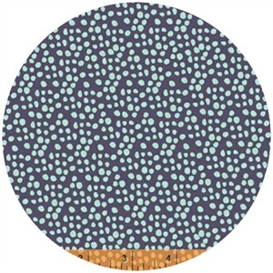 Windham Fabrics, Garden Party Tango, Speckles Dark Blue