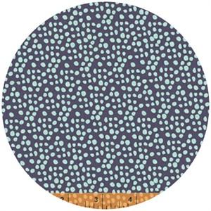 Windham Fabrics, Garden Party Tango, Speckles Dark Blue
