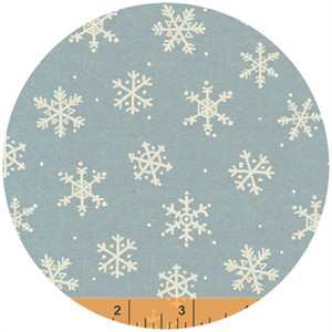 Windham Fabrics, Snowflakes Blue