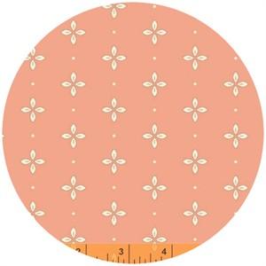 Windham Fabrics, Wallflowers, Foulard Coral