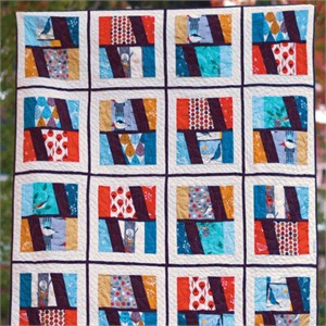 Window View Quilt Kit (PRE-CUT)