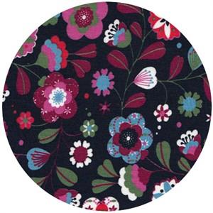 Wide Width Fabrics, Garden Night
